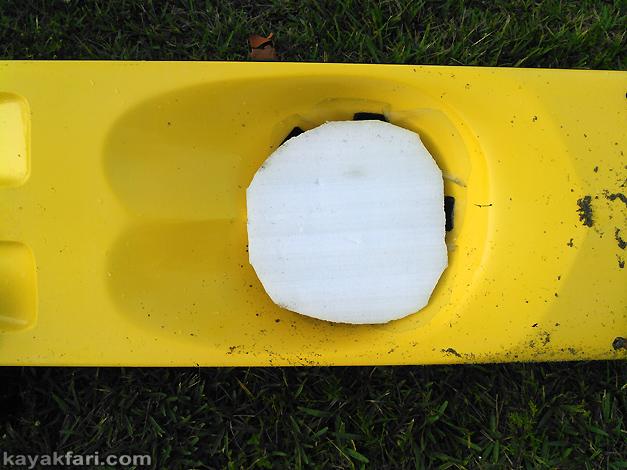 flex maslan kayakfari crosstrainer surfski elan sea kayak loose change surf florida ocean gulfstream rocker paddle