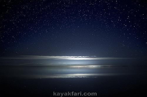 flex maslan kayakfari stars everglades photography night darkness sky pollution light kayak milky way florida bay